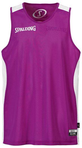 SPALDING Essential Reversible Shirt Herren