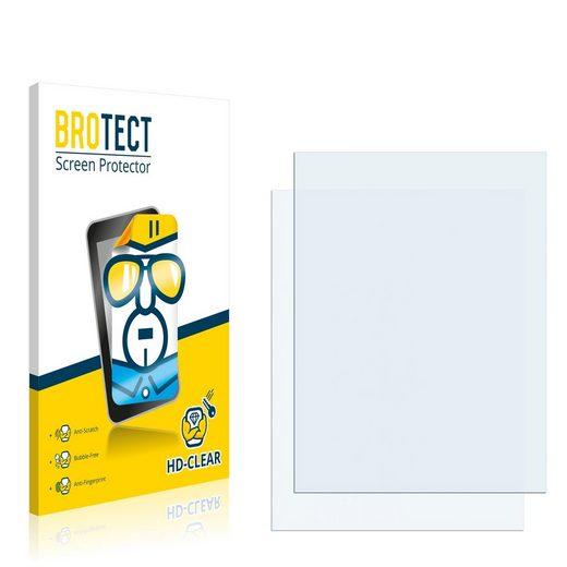 BROTECT Schutzfolie »für Amazon Kindle 1«, (2 Stück), Folie Schutzfolie klar