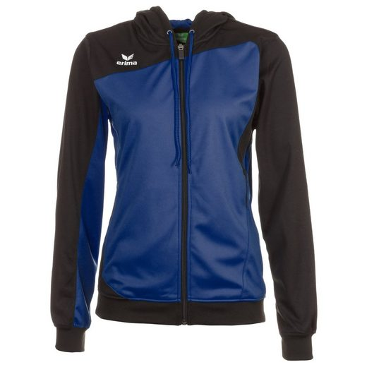 ERIMA Club 1900 Trainingsjacke mit Kapuze Damen
