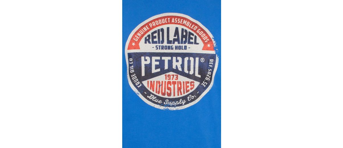 Petrol Industries T-Shirt Zahlen Mit Paypal Günstig Online 3AHswh3I