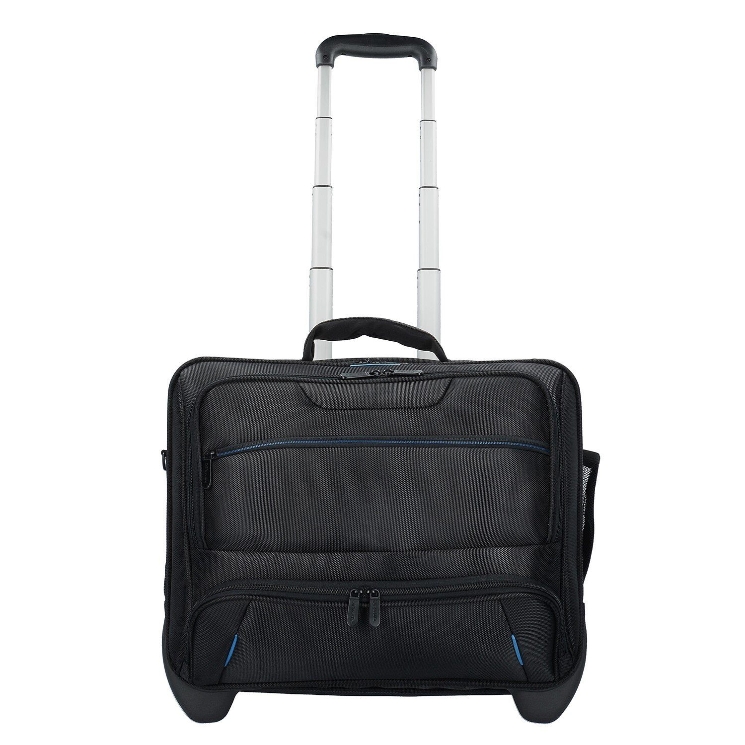 Dermata 2-Rollen Businesstrolley 42 cm Laptopfach