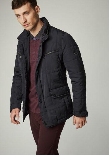 PIERRE CARDIN Jacke mit modischem Kasten-Stepp - Regular Fit All Weather Supply