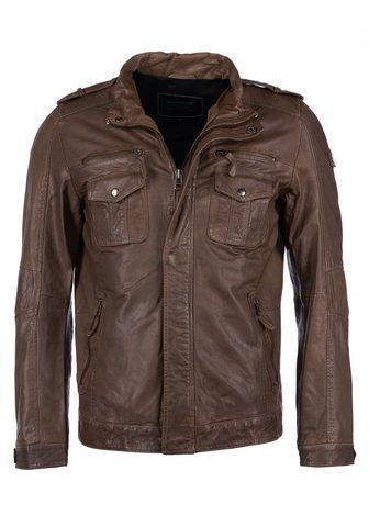 Куртка кожаная Herren 71050