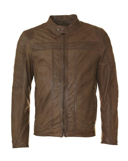 TOM TAILOR Lederjacke 6070020