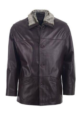 Длинная куртка с Fellimitatkragen &raq...