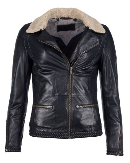 TOM TAILOR Lederjacke 16-18
