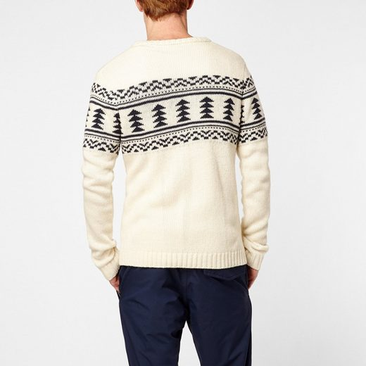 Oneill Pullover Long-sleeved Retro Ski