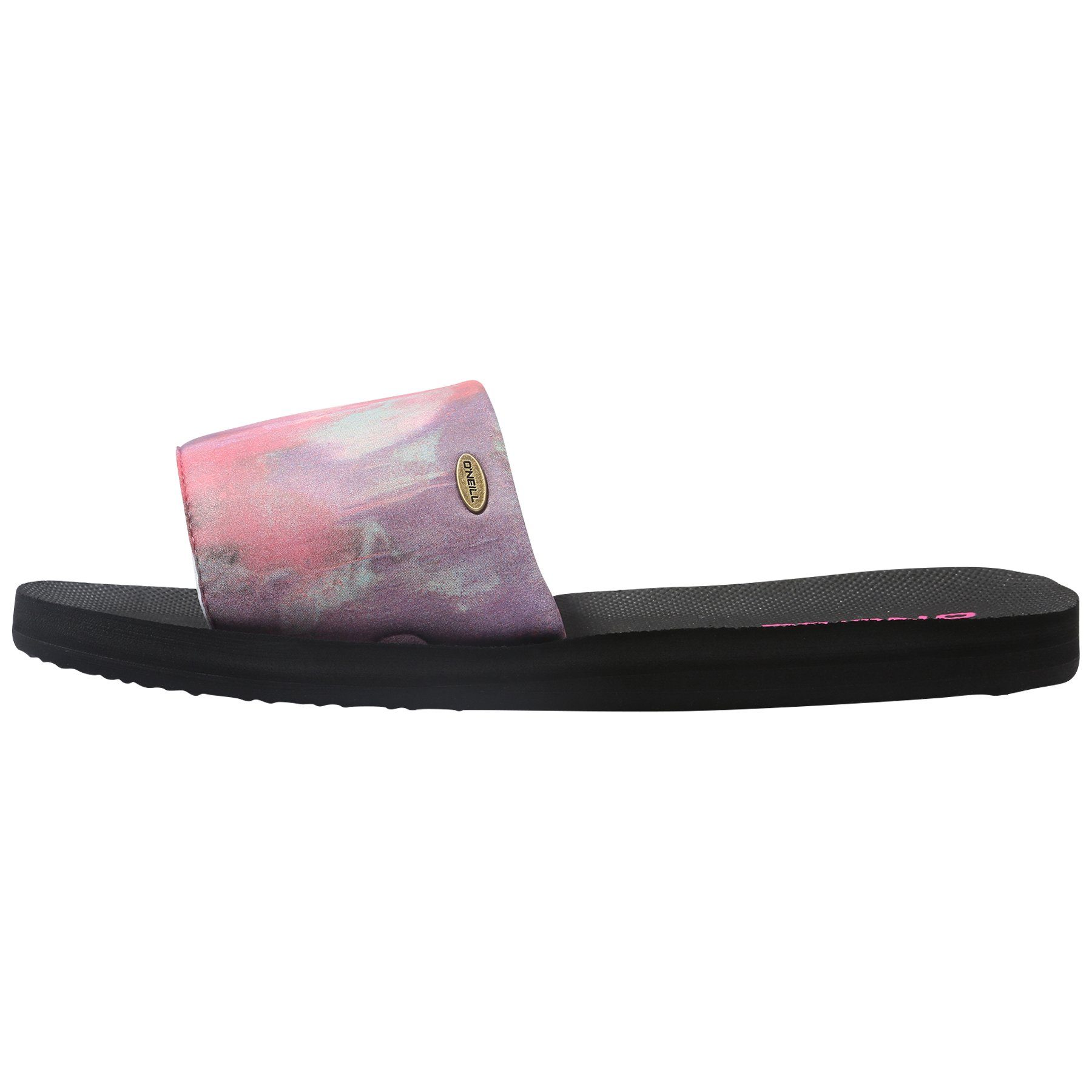 O'Neill Sandalen Pool slide online kaufen  PINK AOP W#ft5_slash# BLUE 6