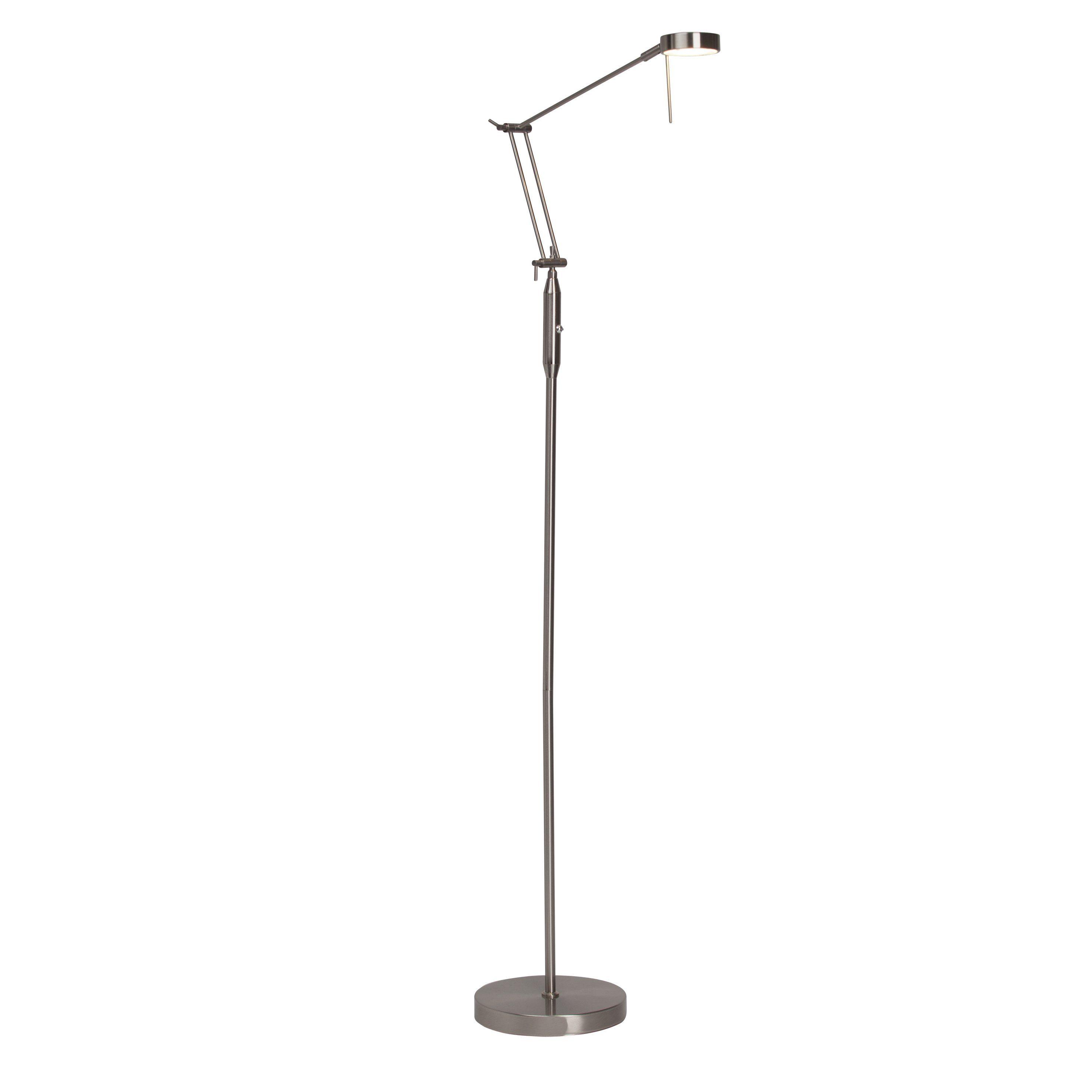 Brilliant Leuchten Carlino LED Standleuchte eisen