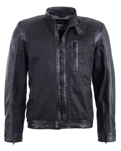 TOM TAILOR Lederjacke 6010043