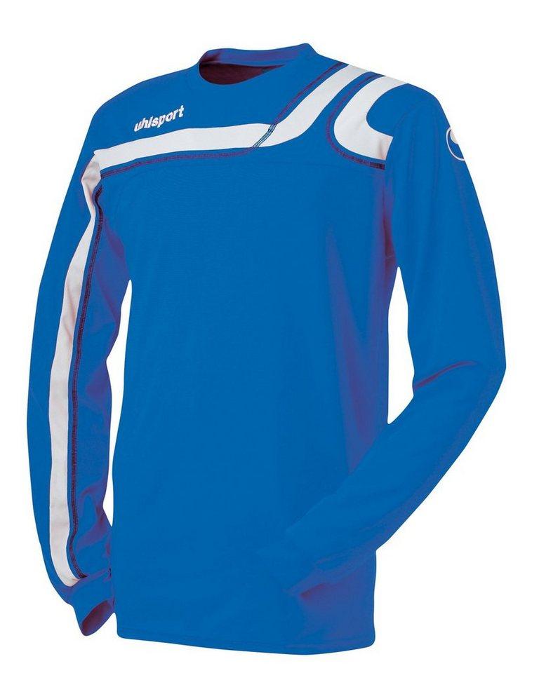 Uhlsport Progressiv Trikot Langarm Herren | Sportbekleidung > Trikots > Sonstige Trikots | Blau | Trikot - Pet - Polyester | Uhlsport