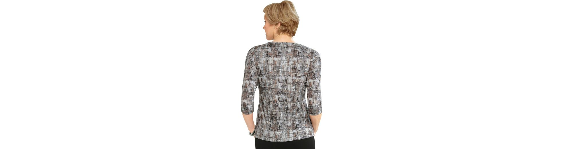 Classic Shirt mit Rundhals-Ausschnitt Besuchen Zu Verkaufen Günstig Kaufen Extrem Verkaufen Kaufen Wirklich Zum Verkauf Rabatt Angebot TrA16YidiC