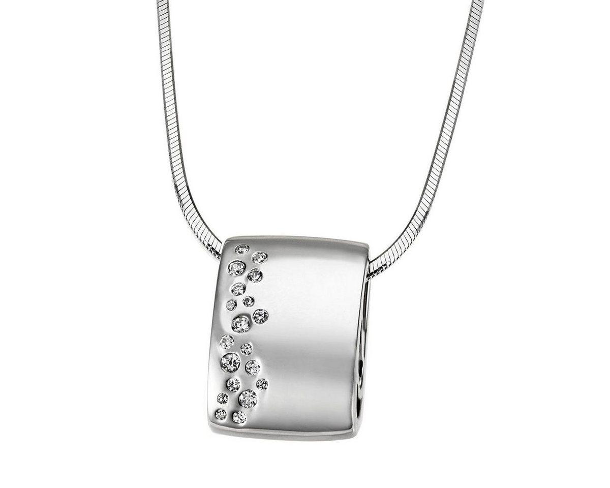 goldmaid Collier 925/- Sterlingsilber 19 Zirkonia   Schmuck > Halsketten   goldmaid