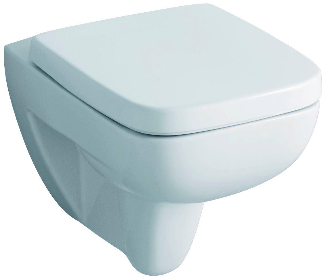 KERAMAG Wand WC »Renova Nr. 1 Plan«, Spülrandlos