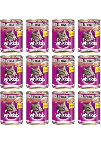 WHISKAS Kitekat Rinkinys: šlapias katės maista...