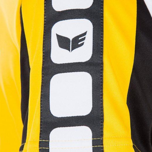 T Damen 5 Gelb shirt Erima schwarz weiß cubes OPXn08ZNwk