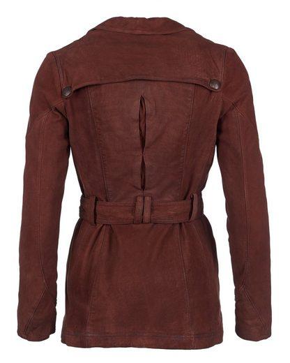 TOM TAILOR Damen-Long-Blazer mit leichter Fütterung 16-20