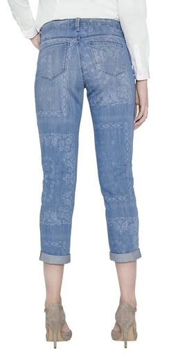 NYDJ Jessica Relaxed Boyfriend aus lightweight denim