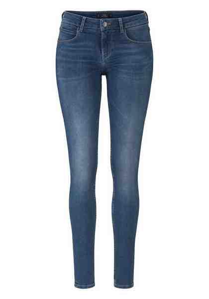 Fritzi aus Preußen Skinny-fit-Jeans »DOWNEY SKINNY BASIC«