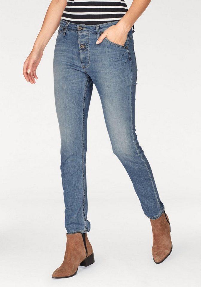 Please Jeans Boyfriend-Jeans »P06D« mit besonderer Knopfleiste ... 19620fc1ad