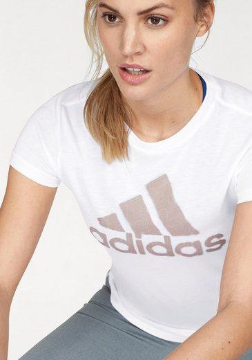 adidas Performance Funktionsshirt ADI TRAINING TEE