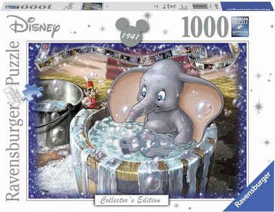 Ravensburger Puzzle »Disney Dumbo«, 1000 Puzzleteile, Made in Germany, FSC® - schützt Wald - weltweit