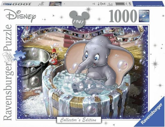 Ravensburger Puzzle »Disney Dumbo«, 1000 Puzzleteile, Made in Germany
