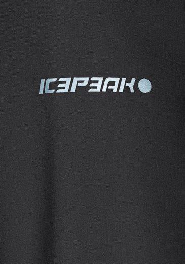Icepeak Softshelljacke VIAM, mit wasserdichter Membran