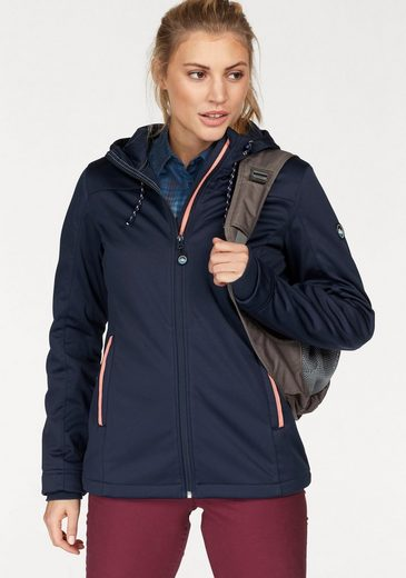 Polarino Softshell Jacket, With Waterproof Membrane