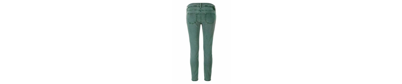 GANG Skinny-fit-Jeans FAYE, mit coolem Farbeffekt