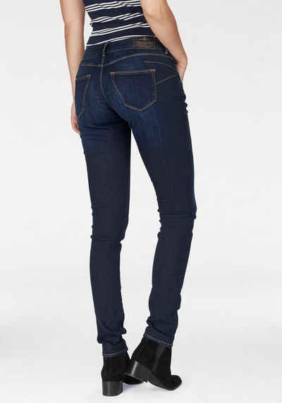 d17d22730b8d Herrlicher Slim-fit-Jeans »BRITT SLIM« Low Waist mit Push-Up