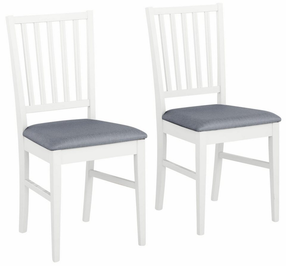 Home Affaire Stuhl Ruanda Im 2er 4er Oder 6er Set Sitzfläche