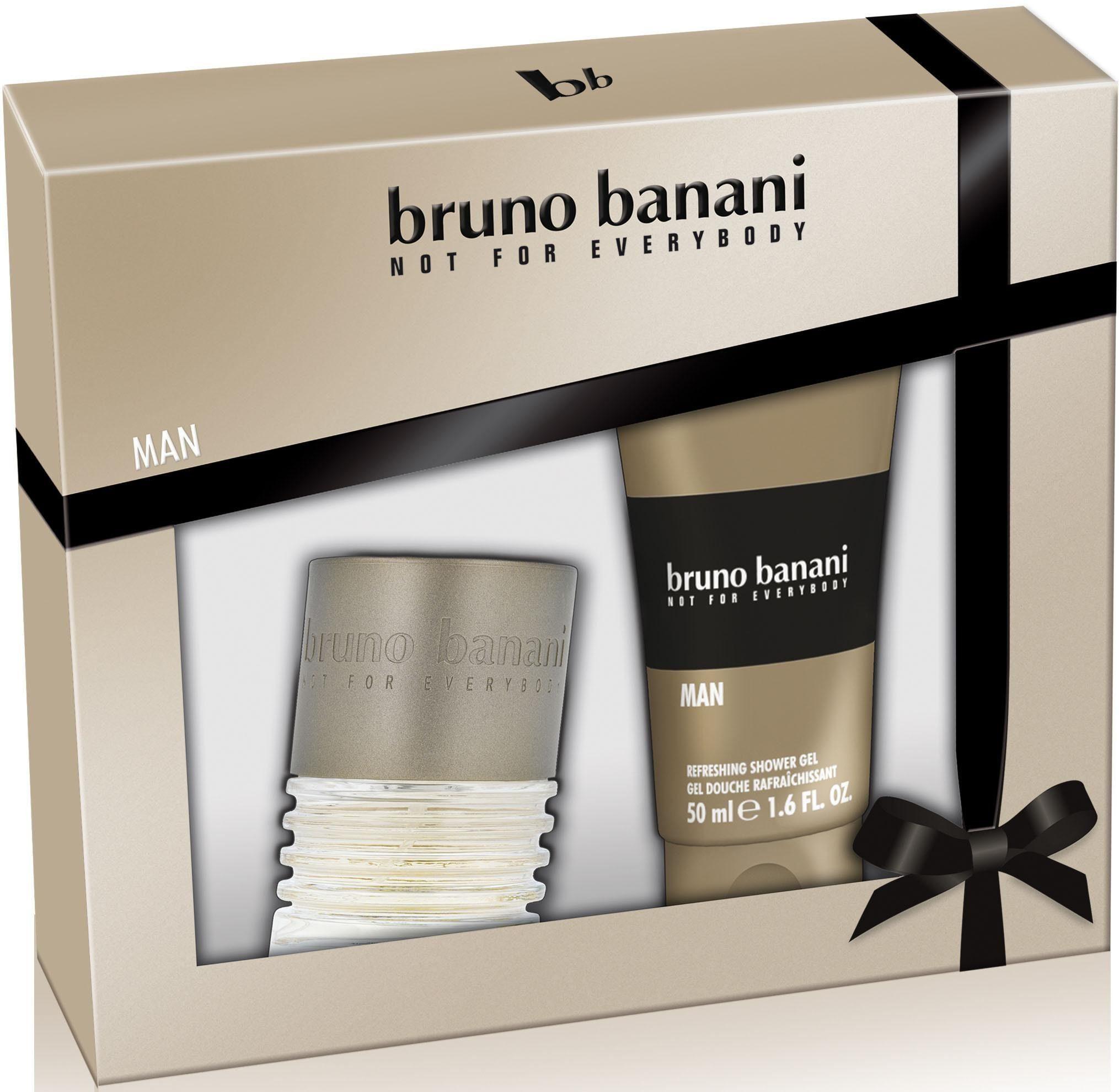 Bruno Banani, »Man«, Duftset (2 tlg.)