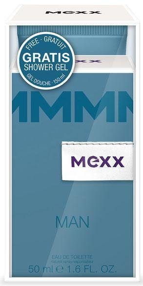 Mexx, »Man«, Duftset (2 tlg.)