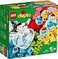 LEGO® Konstruktionsspielsteine »Mein erster Bauspaß (10909), LEGO® DUPLO®«, (80 St), Made in Europe, Bild 4