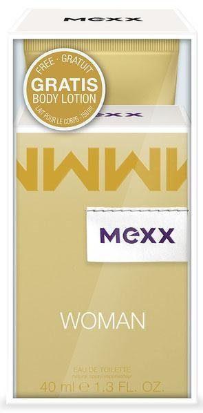 Mexx Duft-Set »Woman«, 2-tlg.