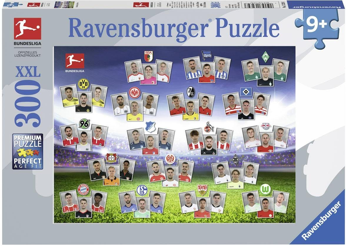 Ravensburger Puzzle, 300 Teile, »Bundesliga«