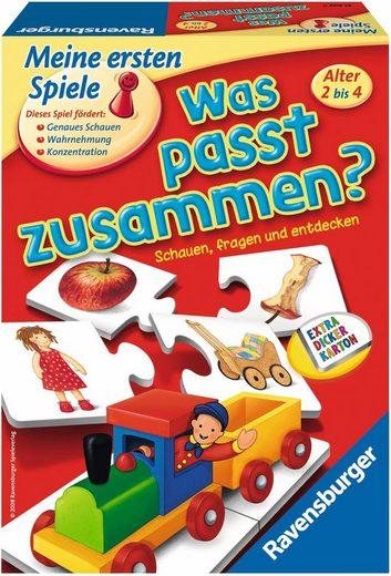 Ravensburger Spiel, »Was passt zusammen?«, Made in Europe, FSC® - schützt Wald - weltweit