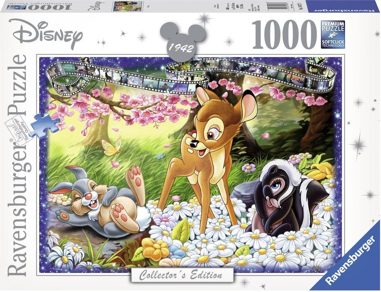 Ravensburger Puzzle, 1000 Teile, »Disney Bambi«