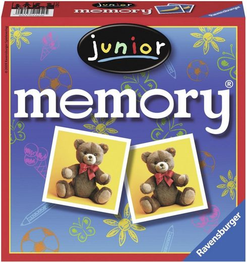 Ravensburger Spiel, »Junior memory®«, Made in Europe