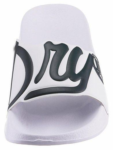 Superdry Logoprägung Auffälliger Auffälliger Mit Pantolette Logoprägung Mit Superdry Pantolette Pantolette Superdry Auffälliger Mit OrqU5WwtOx