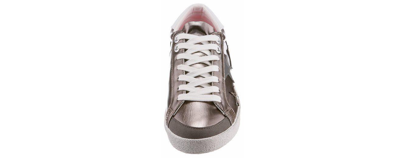 Superdry Sneaker, mit Sternchen-Aufnähern