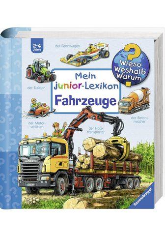 """Книжка """"Mein junior-Lexikon: Fahr..."""