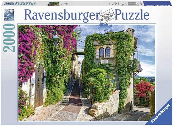 Ravensburger Puzzle »Französische Idylle«, 2000 Puzzleteile, Made in Germany