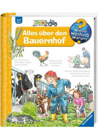 RAVENSBURGER Knyga vaikams »Alles über den kaimas /...