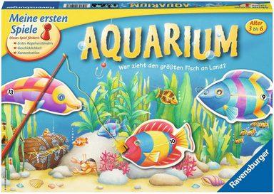 Ravensburger Geschicklichkeitsspiel, »Aquarium«