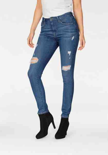 Pepe Jeans Skinny-fit-Jeans »REGENT ECO«, nachhaltig produziert