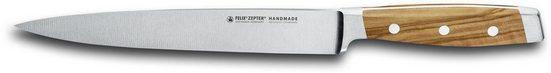 Felix Solingen Fleischmesser »FIRST CLASS WOOD«, aus einem Stück geschmiedet