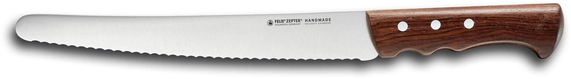 Felix Solingen Brotmesser »CUISINIER«, aus hochwertigem Klingenstahl