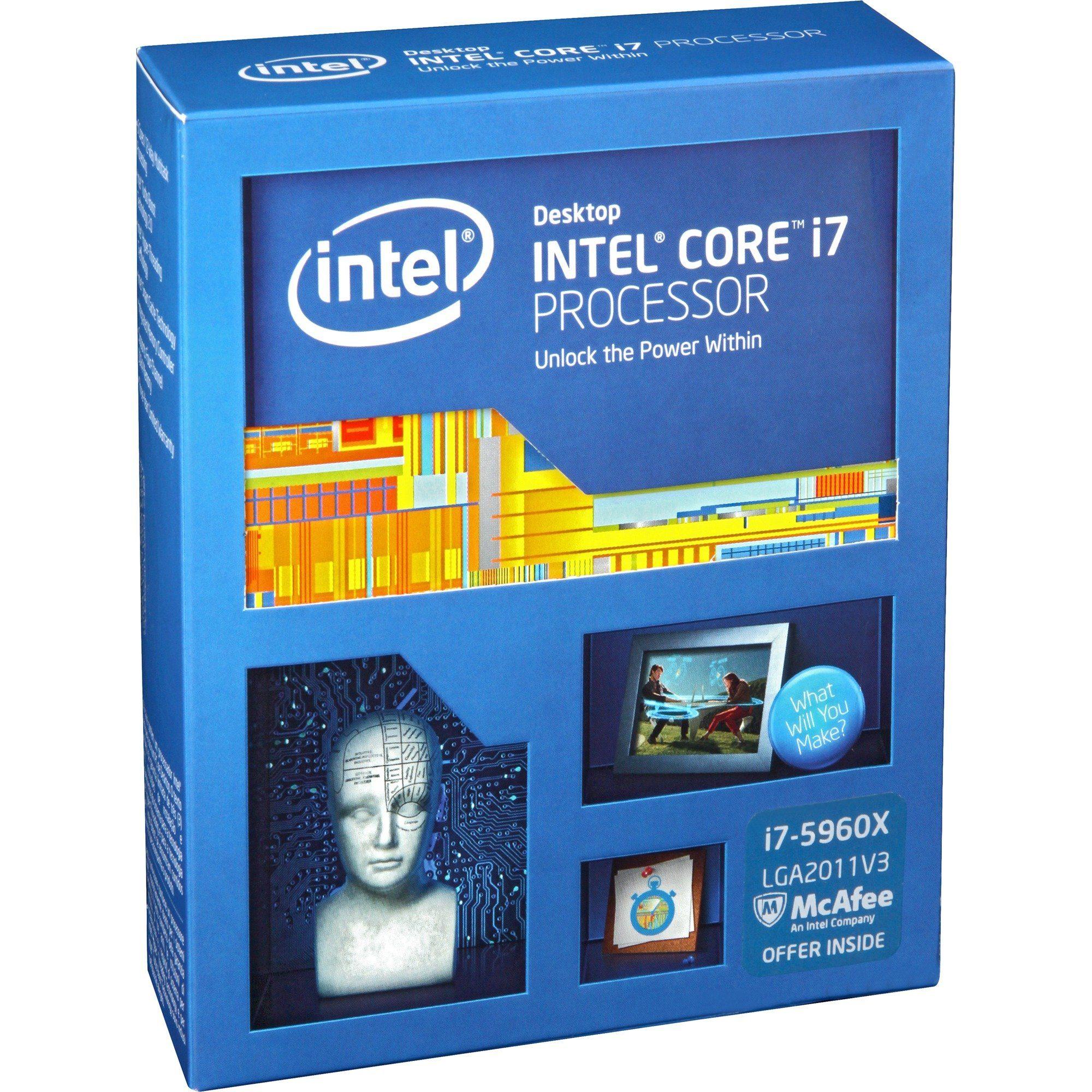 Intel® Prozessor »Core(TM) i7-5960X«